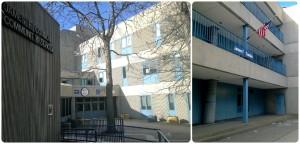 Condon School Exterior