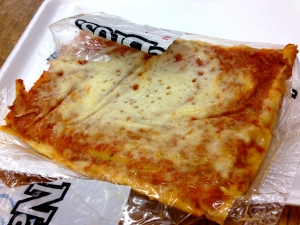 Condon School Pizza