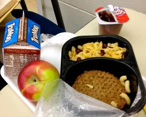 Hamburger School Lunch